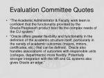 evaluation committee quotes32