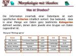 was ist shoebox7