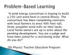 problem based learning3