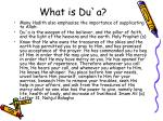 what is du a5