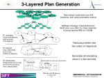 3 layered plan generation
