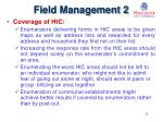 field management 2