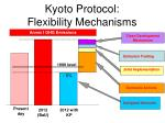 kyoto protocol flexibility mechanisms