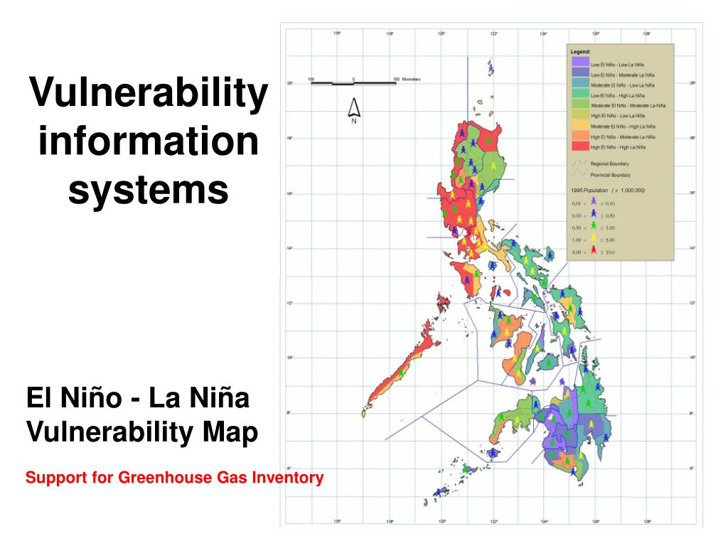 Vulnerability information systems