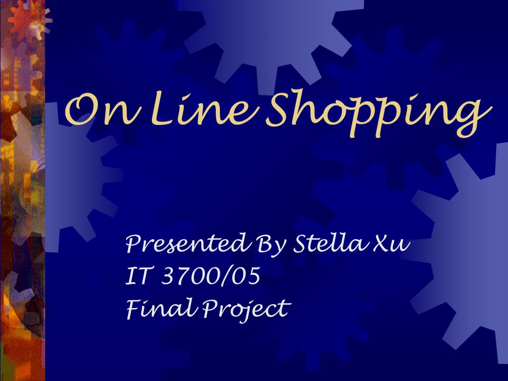 on line shopping l.