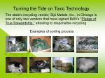 turning the tide on toxic technology8