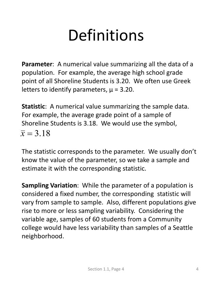 Ppt What Is Statistics Powerpoint Presentation Id517084