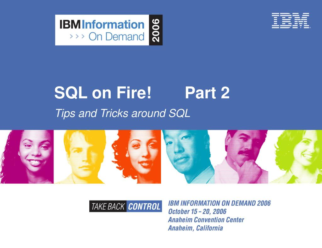 sql on fire part 2 l.