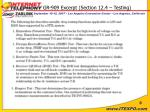 gr 909 excerpt section 12 4 testing