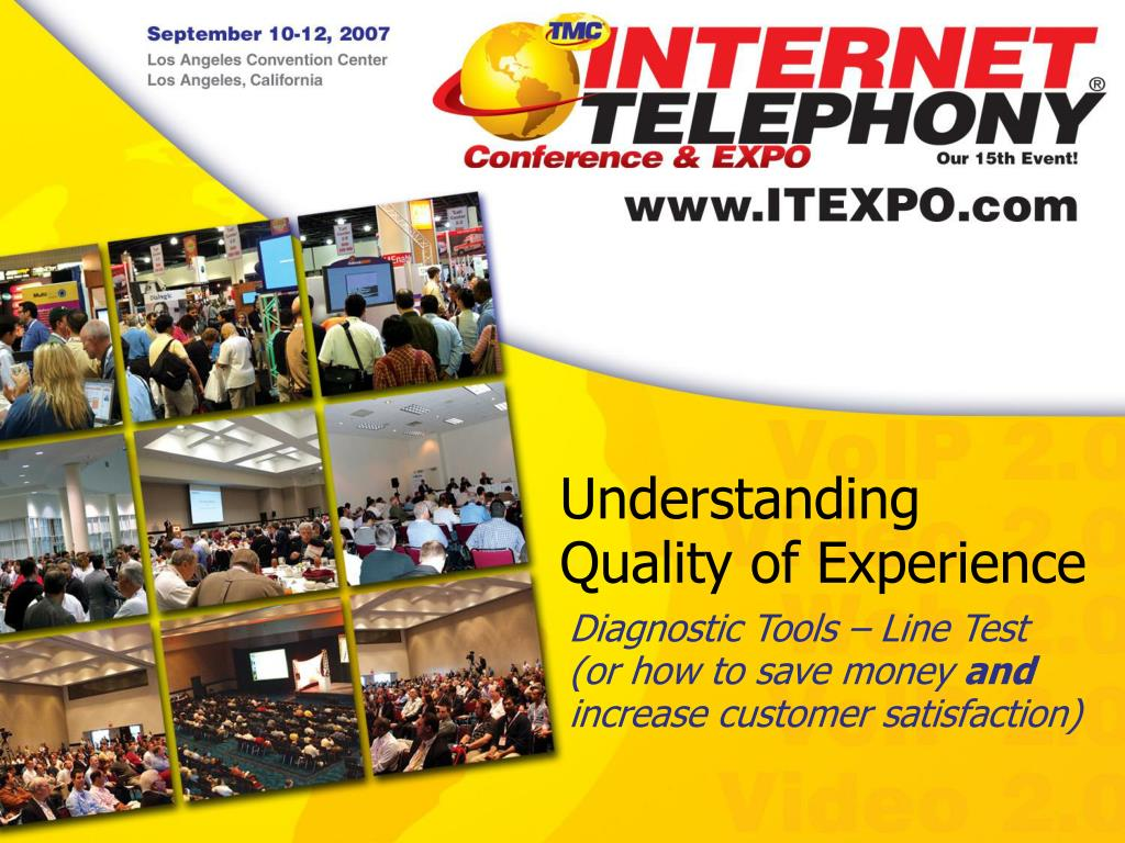 understanding quality of experience l.