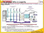 who is legerity