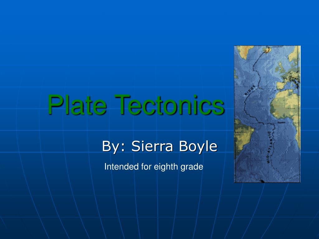 plate tectonics l.