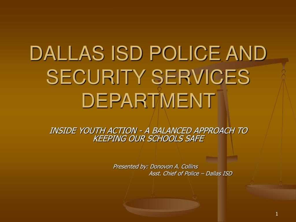dallas isd police and security services department l.