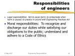 responsibilities of engineers43
