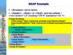 soap exemple