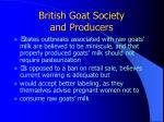 british goat society and producers69