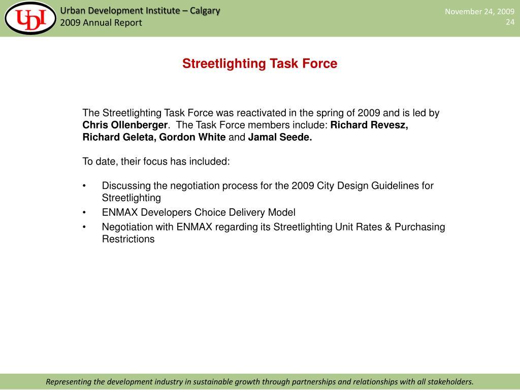 PPT - Urban Development Institute - Calgary PowerPoint