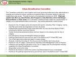 urban densification committee