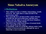 sinus valsalva aneurysm2