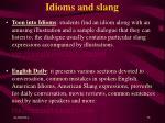 idioms and slang15