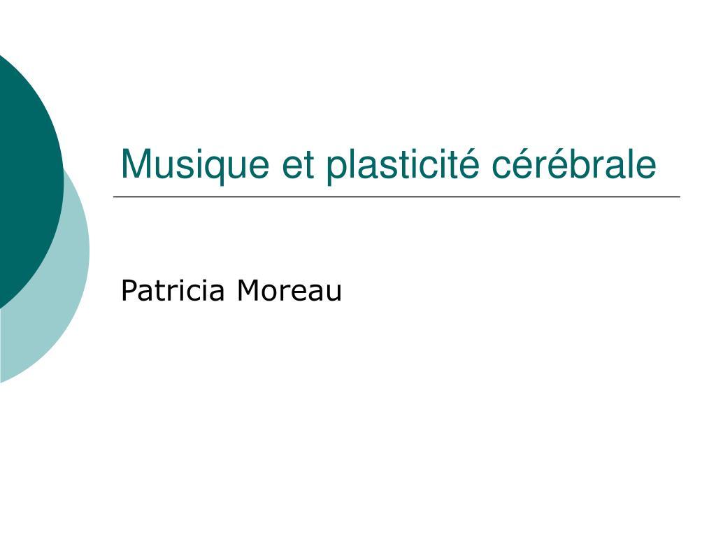 musique et plasticit c r brale l.