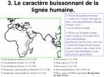 3 le caract re buissonnant de la lign e humaine20