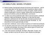 4 5 similitude model studies