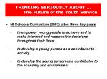 thinking seriously about the future of the youth service23