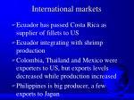 international markets32