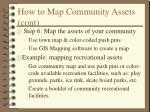 how to map community assets cont24