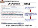 wikiwinwin tool 3