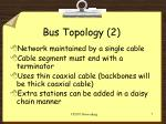 bus topology 2