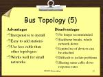 bus topology 5