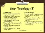star topology 3