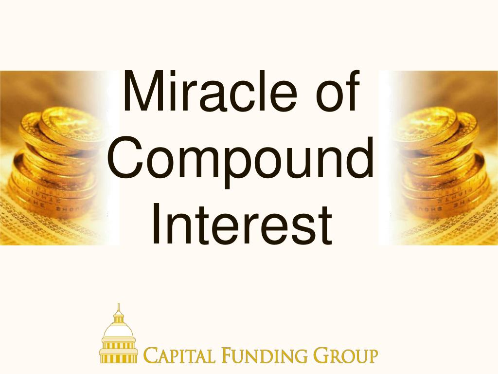 miracle of compound interest l.