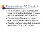 resistors in an ac circuit 4