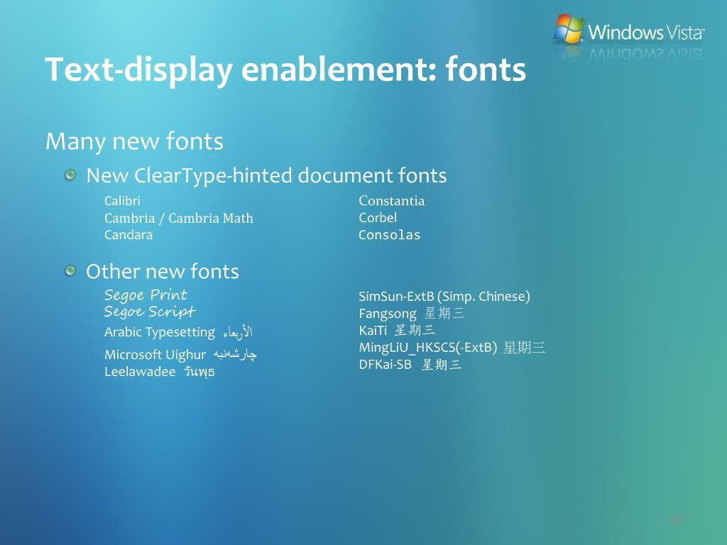 PPT - Windows Language Support PowerPoint Presentation - ID