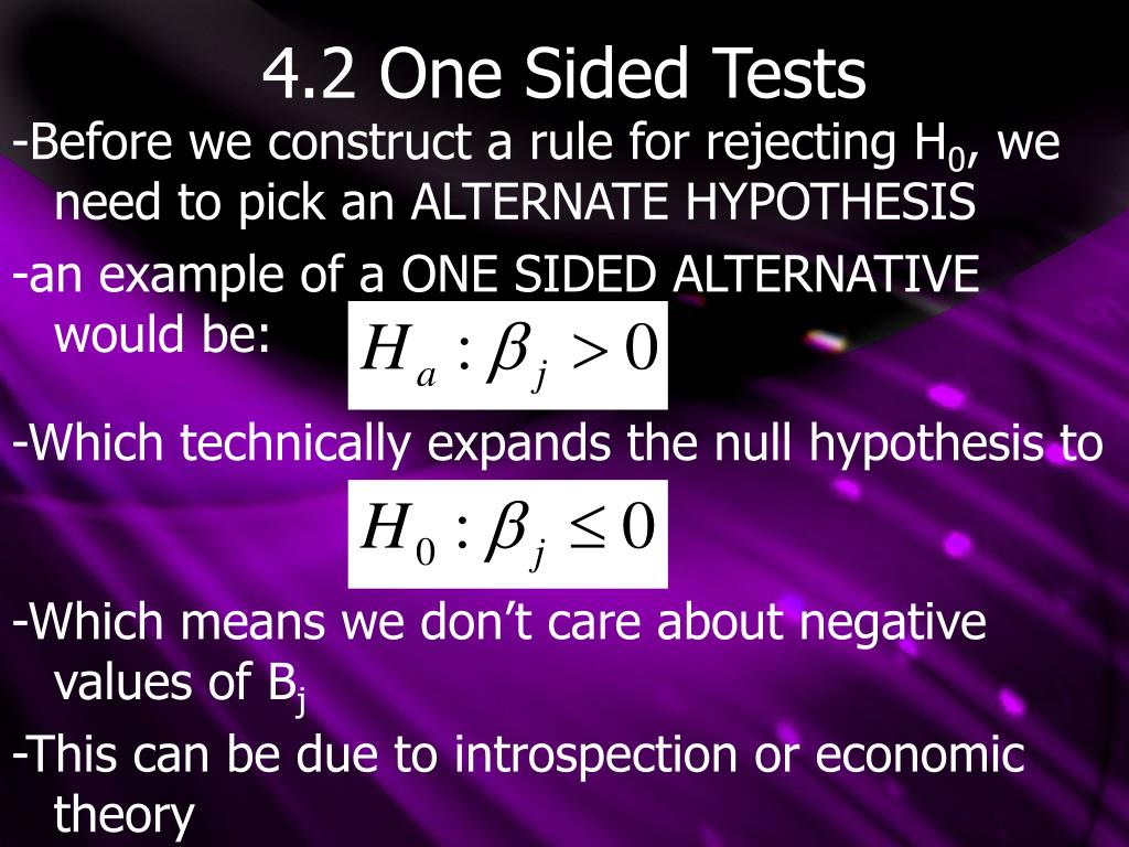 4 2 one sided tests l.