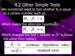 4 2 other simple tests