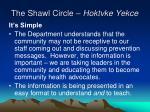 the shawl circle hoktvke yekce21