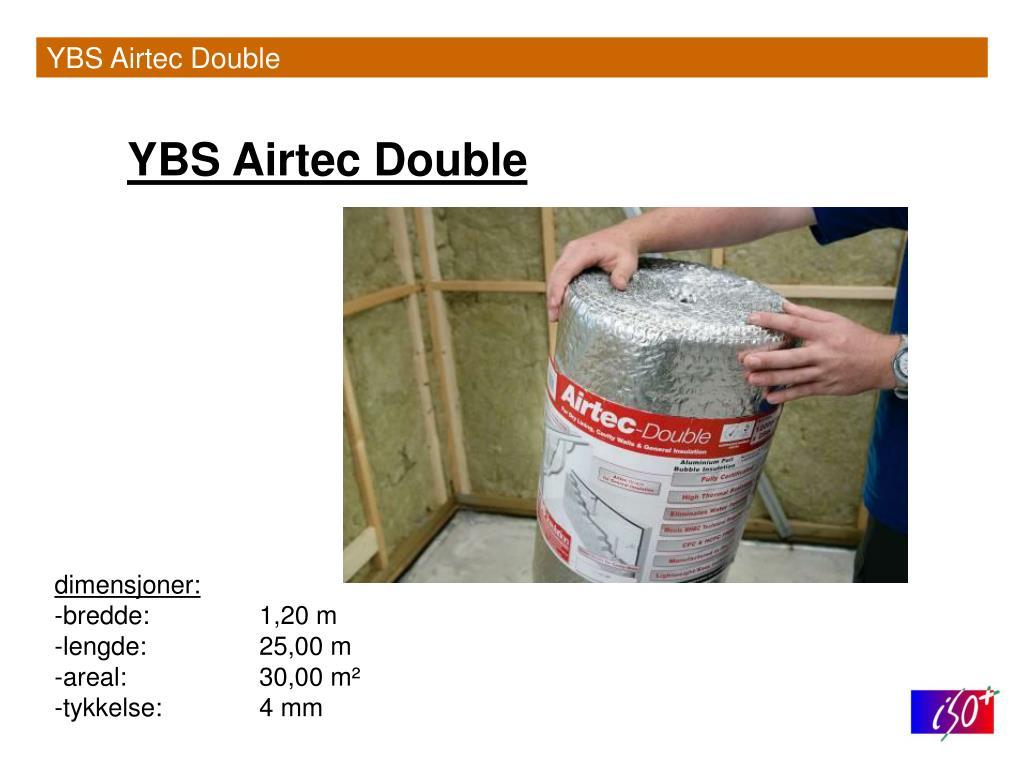 ybs airtec double l.