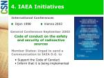 4 iaea initiatives