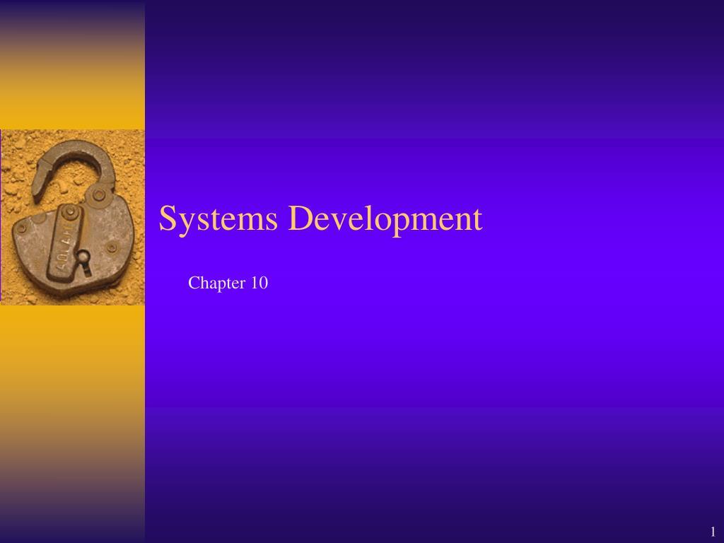 systems development l.