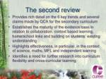 the second review7