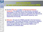 directive 2002 96 ec on waste electrical and electronic equipment weee