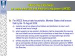 directive 2002 96 ec on waste electrical and electronic equipment weee7