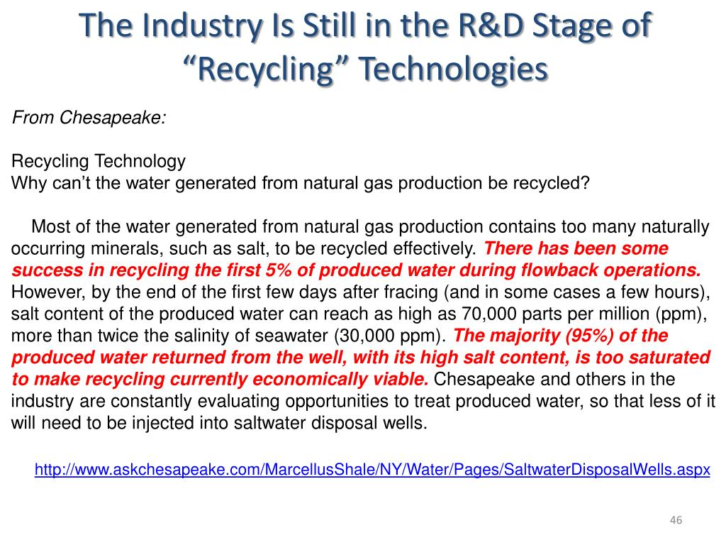 """The Industry Is Still in the R&D Stage of """"Recycling"""" Technologies"""