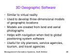 3d geographic software