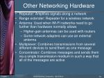 other networking hardware