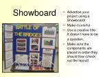 showboard